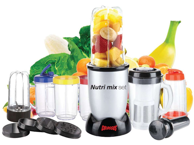 Univerzalni Blender Nutri Mix Set CSS-5412C