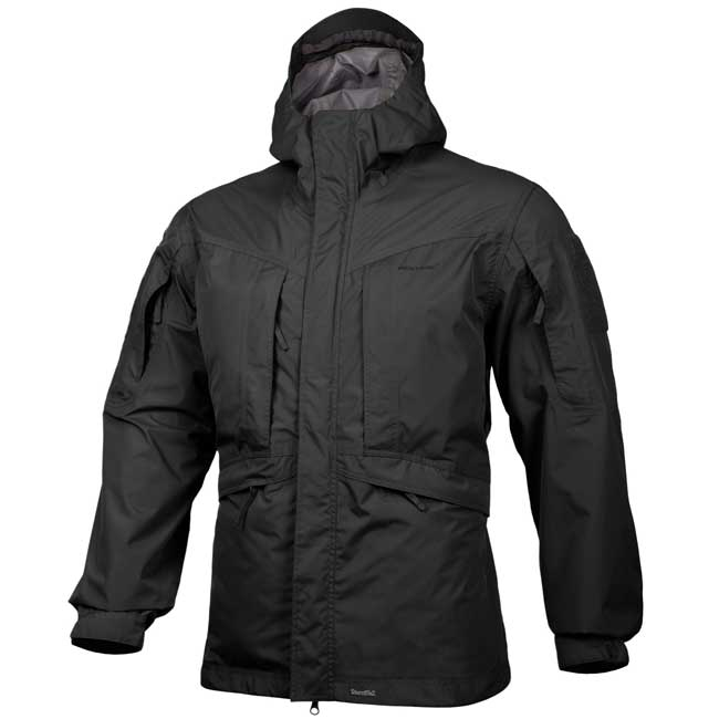 Pentagon Monsoon rainshell jakna za kišu crna K 7010 L