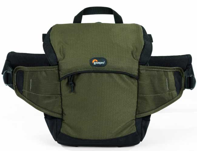 Lowepro Field Station Torbica dark olive