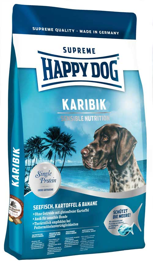 Hrana za pse Happy Dog Supreme Sensible Karibik 12,5kg + 2kg GRATIS