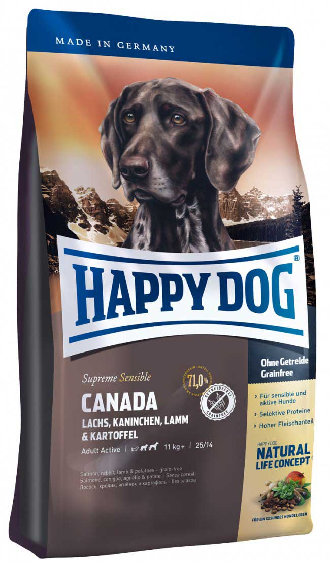 Hrana za pse Happy Dog Supreme Sensible Canada 1kg