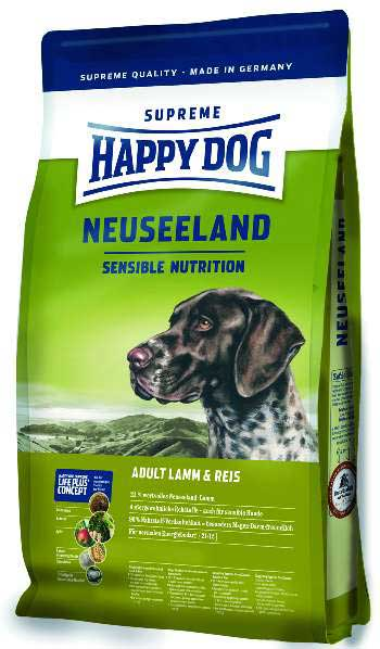 Hrana za pse Happy Dog Supreme Sensible Neuseeland 4kg