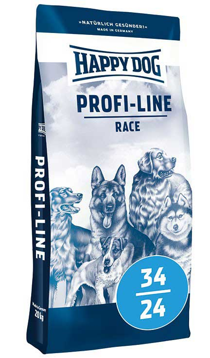 Hrana za pse Happy Dog Profi Line Race 34-24 pakovanje 20kg