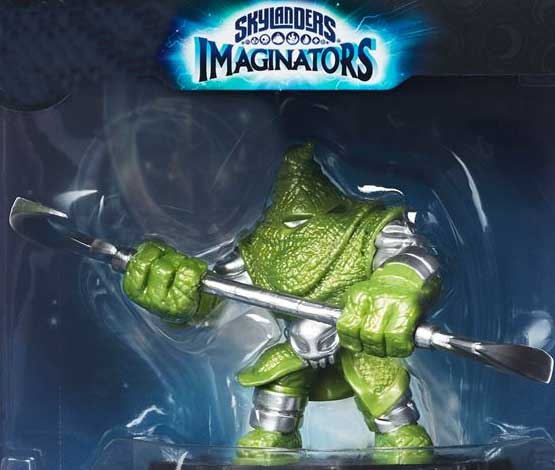 Skylanders Imaginators figura Sensei Hood Sickle Steel-Plated Excl. 87945EU
