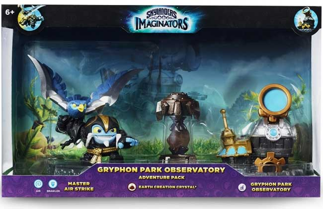 Skylanders Imaginators Adventure Pack 1 87922EU