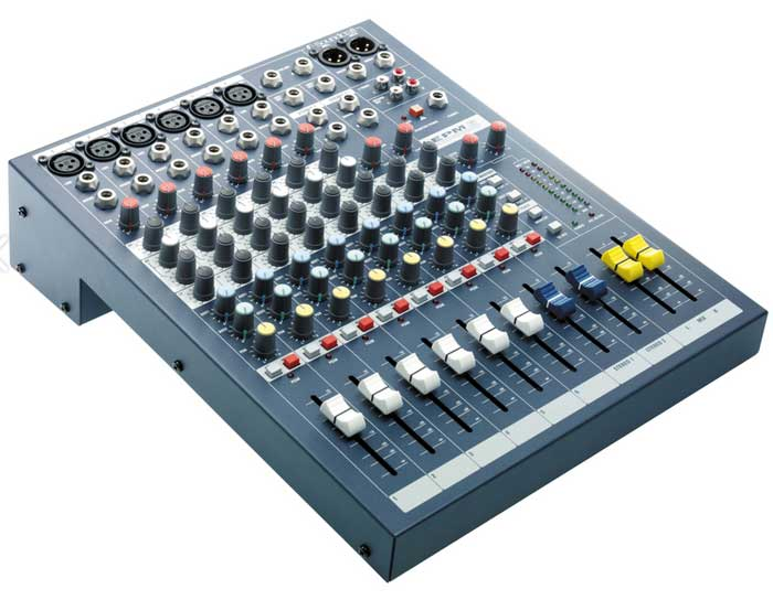 Mikseta Soundcraft EPM6