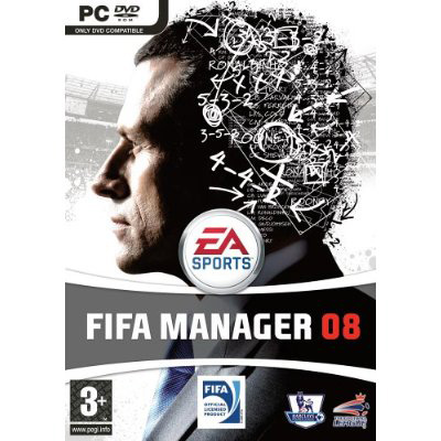 PC EA FIFA Manager 08