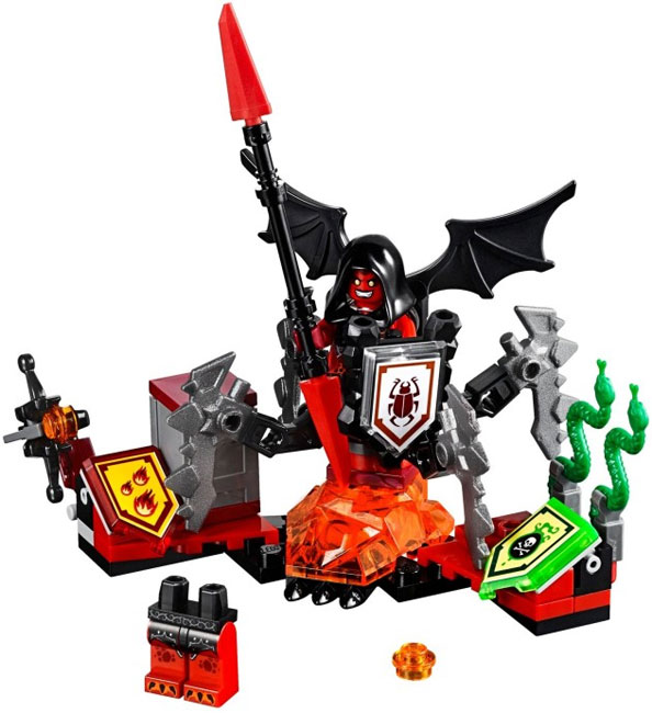 LEGO Nexo Knights kocke Ultimate Lavaria LE70335