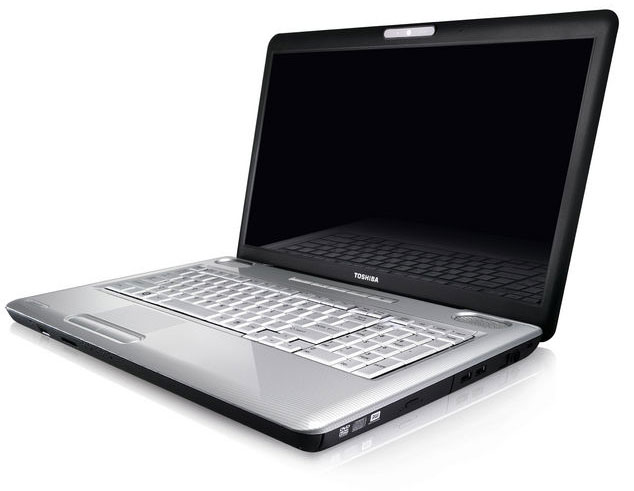 Notebook TOSHIBA Satellite L550D-107