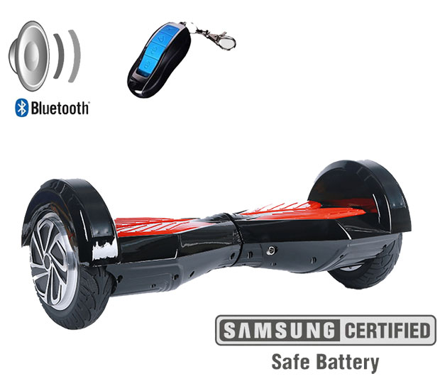 Xplorer Hoverboard Race 8 6732