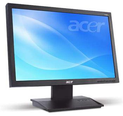 Acer V193Wb - 19 in�a Wide