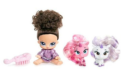 Bratz Lutka Lil Angelz Heavenly Hair 378310