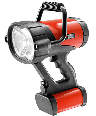 Black&Decker BDV158 Akumulatorska Lampa