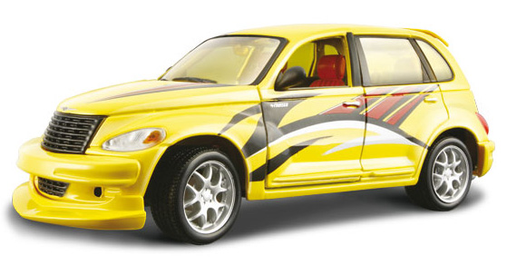 Bburago Chrysler PT Cruiser BU23000