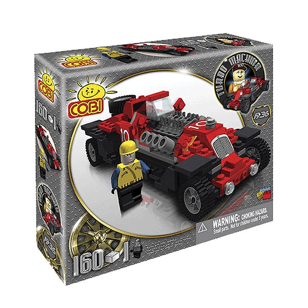 Cobi Turbo Formula 1936