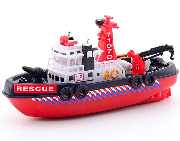 Brodić remorker City Rescue 30cm JohnToy 36365