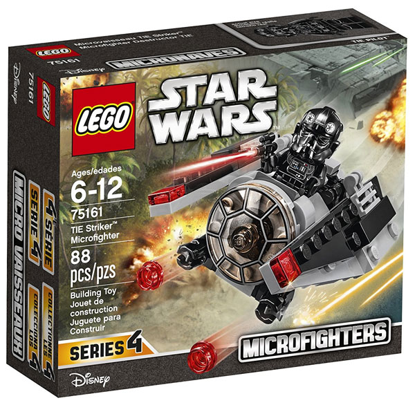 Lego Star Wars TIE Striker Microfighter LE75161