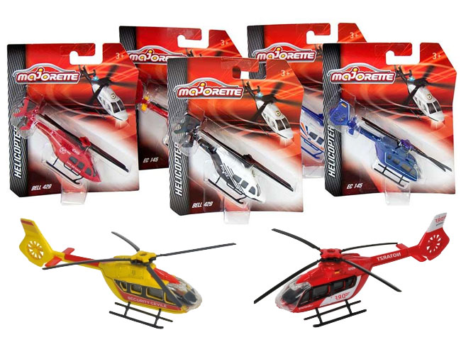 Majorette Helikopter M2053130 Assorted