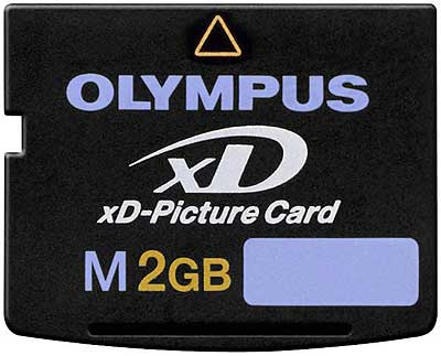 Olympus xD Picture Card 2GB