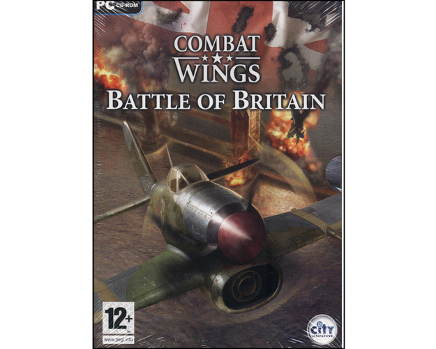 Combat Wings: Battle of Britain - A04645