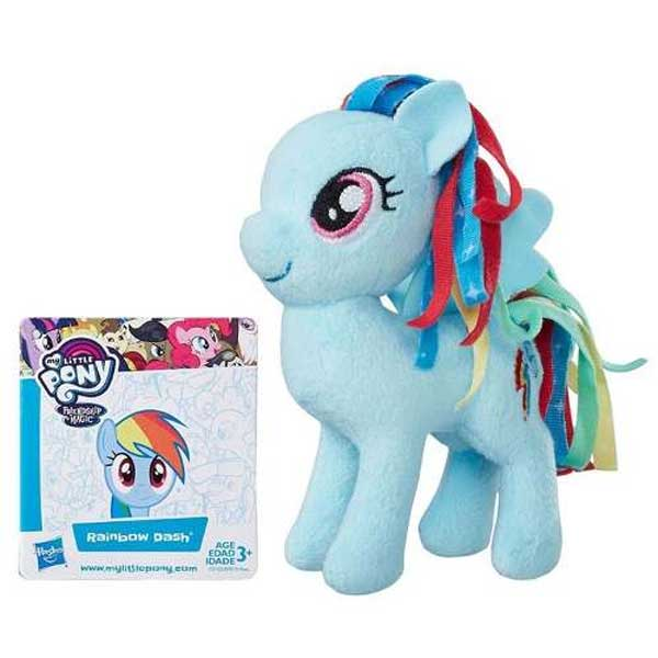 My Little Pony Mali Pliš Rainbow Dash B9819