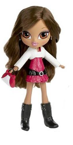 Lutka Bratz Big Kidz Snap On Doll Jasmin 368083