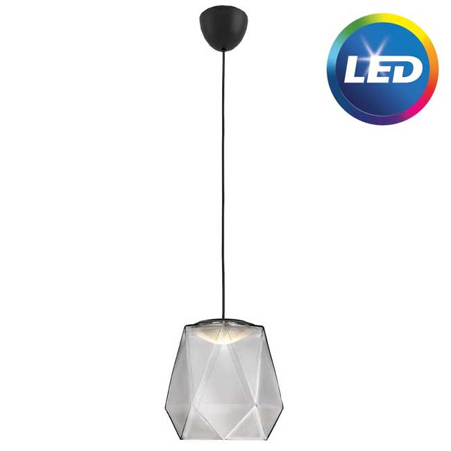 LED Luster Visilica Philips Italo 37266/87/16 DR004