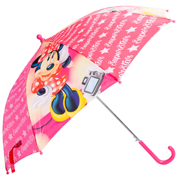 Brolly Dečiji Kišobran Minnie Mouse Super Star