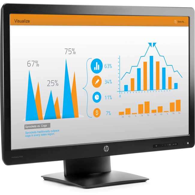 LED Monitor HP ProDisplay P232 K7X31AA 23 inča