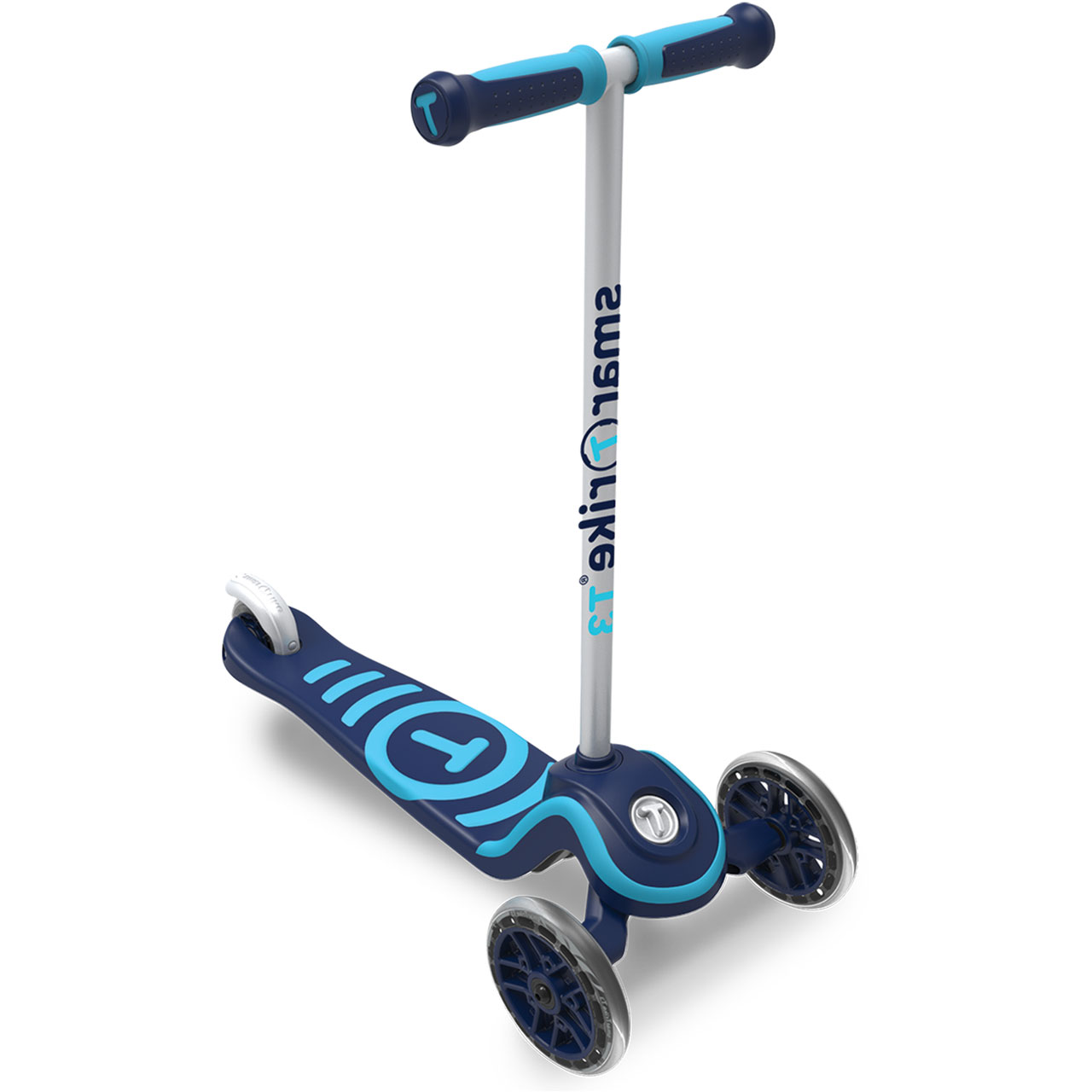 Smart Trike T Scooter T3 Blue 2000800
