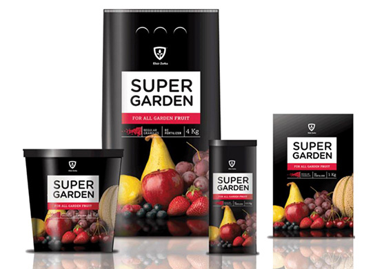 Super Garden Fruits Đubrivo za voće 2kg
