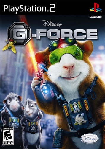 G-Force igra za PS2