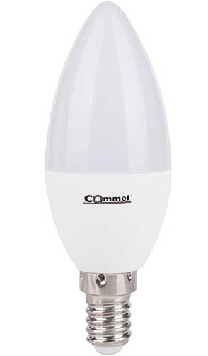 Commel LED sijalica E14 6W 4000k neutralno bela 305-211