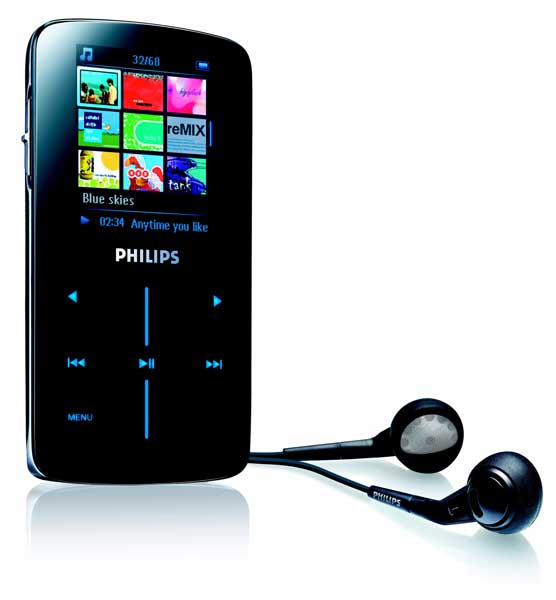 Philips MP4 player 4GB - SA9345