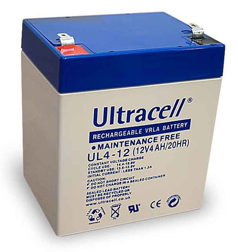 Ultracell Akumulator UL4.0-12