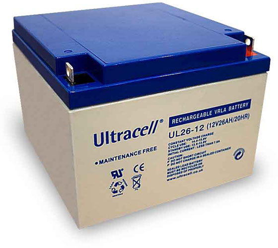 Ultracell Akumulator UL26-12
