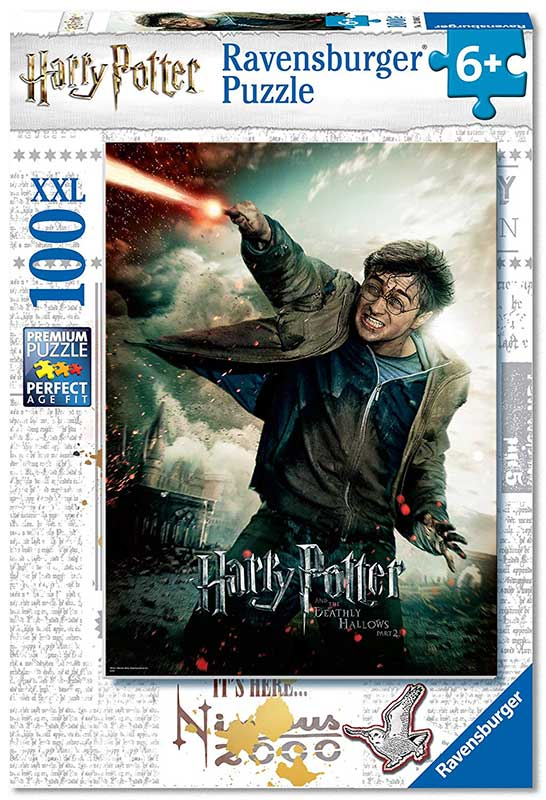 Ravensburger Puzzle 100 delova - Harry Potter 12869
