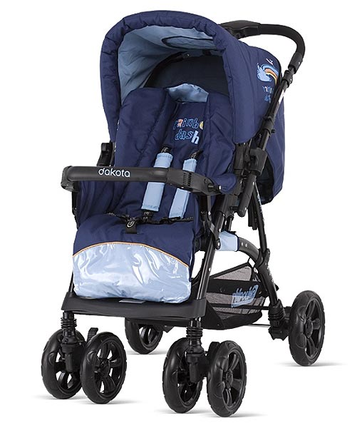 Chipolino duo kolica Dakota navy