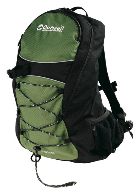 Ranac Daypack Adventure Tour Lime
