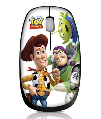 Cirkuit Planet Toy Story Optical Mouse DSY-MW2195