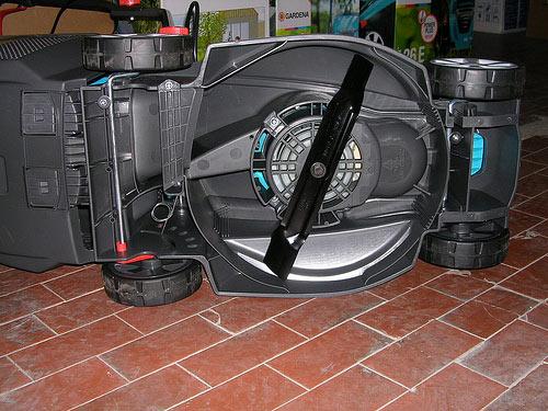 gardena powermax 32 e elektri na kosilica za travu 1200 w 32 cm elektri ne kosa ice za travu. Black Bedroom Furniture Sets. Home Design Ideas